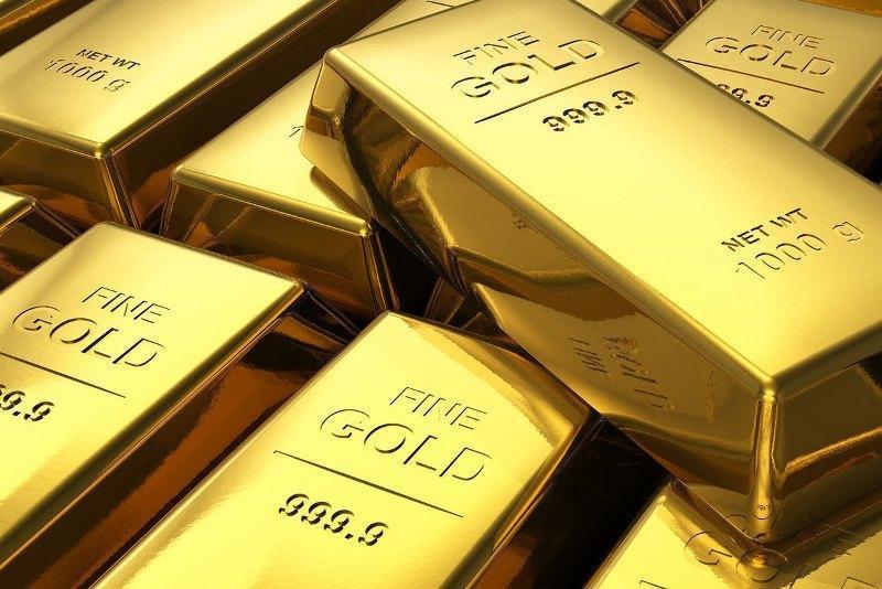 بهای جهانی طلا اندکی بالا رفت
