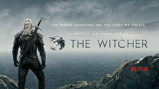 سریال The Witcher پاسخ نتفلیکس به گیم اف ترونز اچ بی او