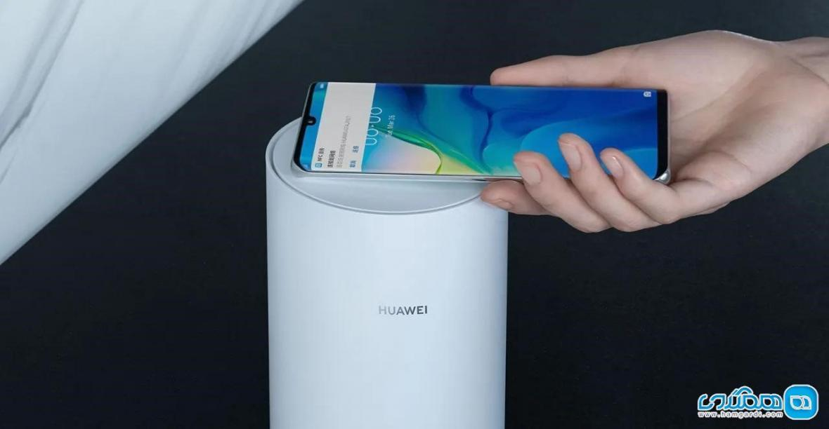 هوآوی از روتر A2 با پشتیبانی از NFC رونمایی کرد