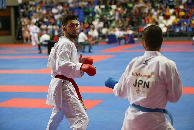 در خاتمه روز نخست 4 نقره کاراته کاهای ایران قطعی شد، 8 کاراته کا در انتظار مدال برنز