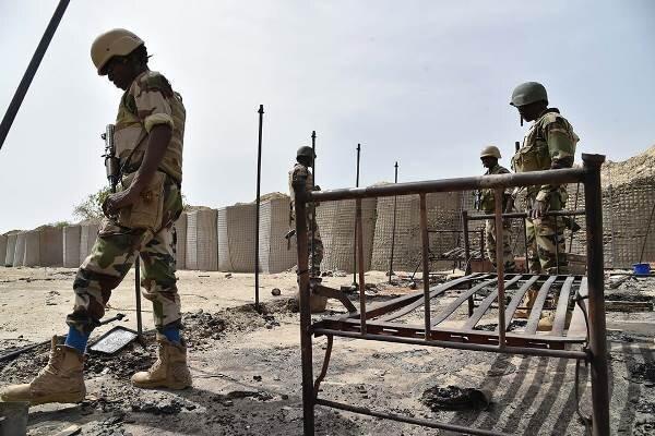 داعش مسئولیت حمله مرگبار به پایگاه نظامی در نیجر را برعهده گرفت
