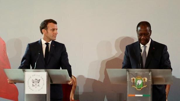 ماکرون:استعمارگری اشتباه بزرگ فرانسه بود