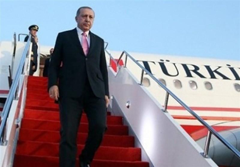 سفر اردوغان به اوکراین