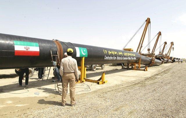 قدم قدم تا توسعه عرضه گاز ایران به جهان به وسیله ال ان جی
