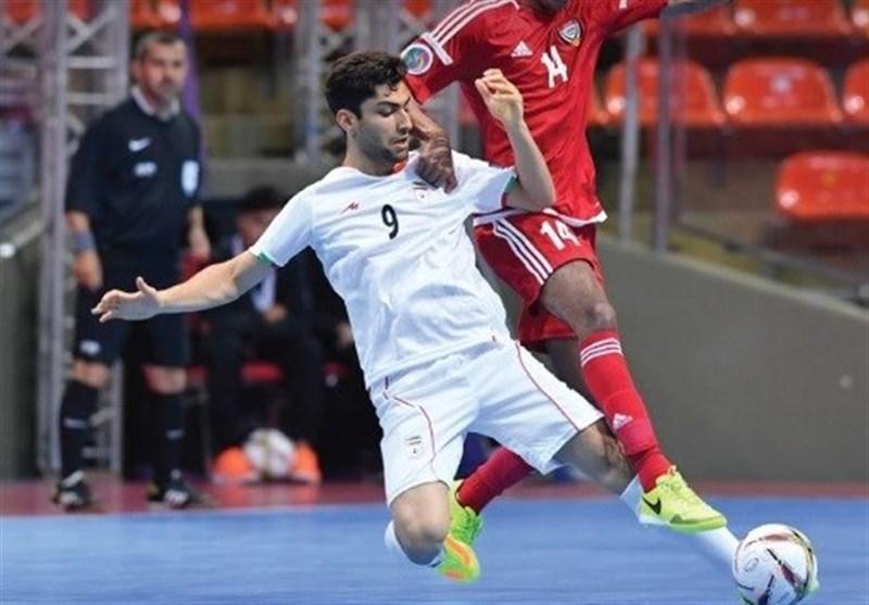 شکست سنگین تیم فوتسال زیر 20 سال ایران مقابل تایلند