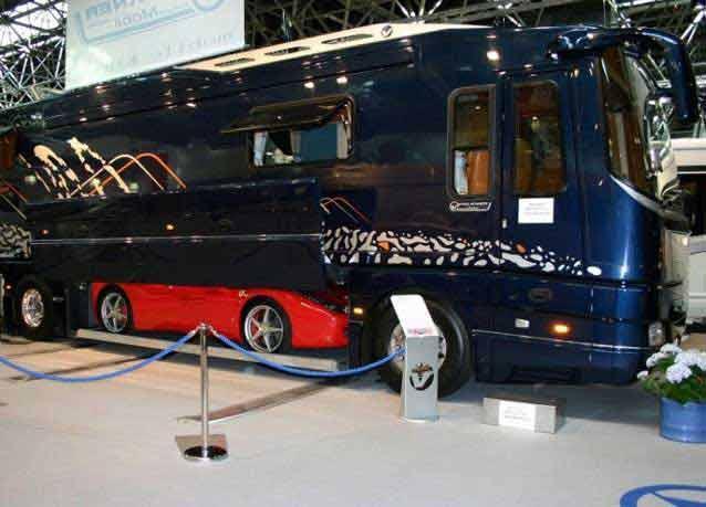 اتوبوسی به نام خانه !