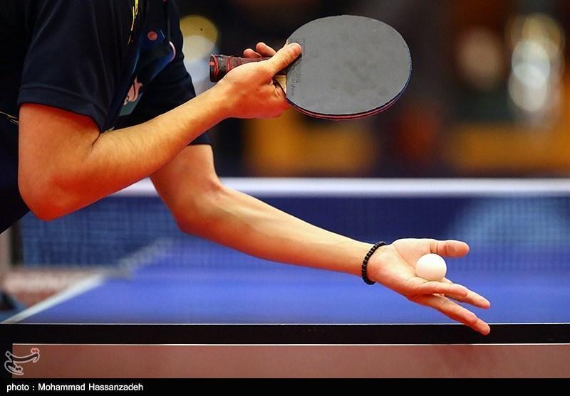 تنیس روی میز انتخابی المپیک، اسلوونی، نخستین حریف ایران در جهت المپیکی شدن