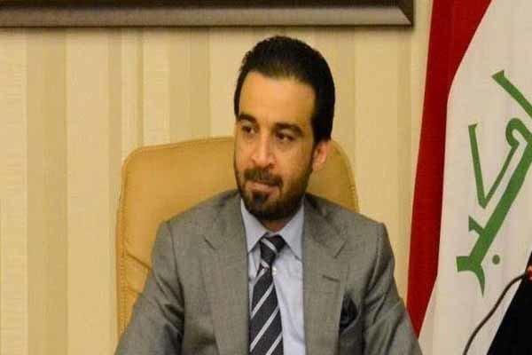 واکنش محمد الحلبوسی به حمله راکتی به سفارت واشنگتن در بغداد