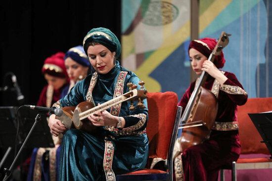 اجرای 5 گروه بانوان در جشنواره موسیقی فجر