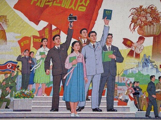 داستان های ممنوعه از کره شمالی ، قصه هایی که بدون نویسنده فرار کردند