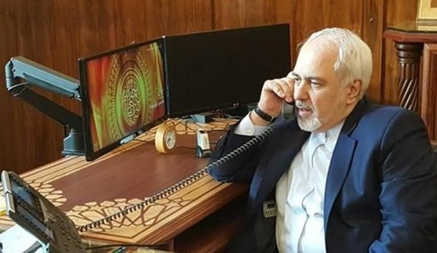 گفتگوی تلفنی ظریف با وزرای خارجه کرواسی و ارمنستان