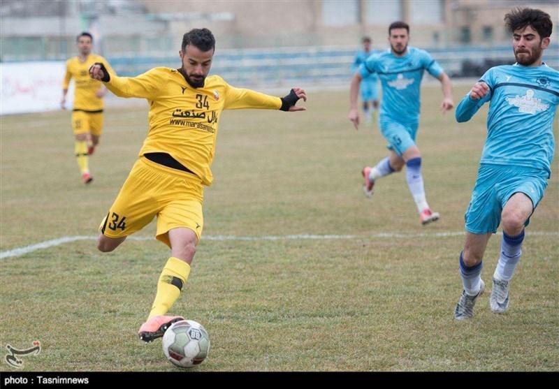 لیگ دسته اول فوتبال، صعود نود ارومیه به رده سوم جدول با پیروزی مقابل داماش، مس رفسنجان فاصله اش را با مدعیان بیشتر کرد