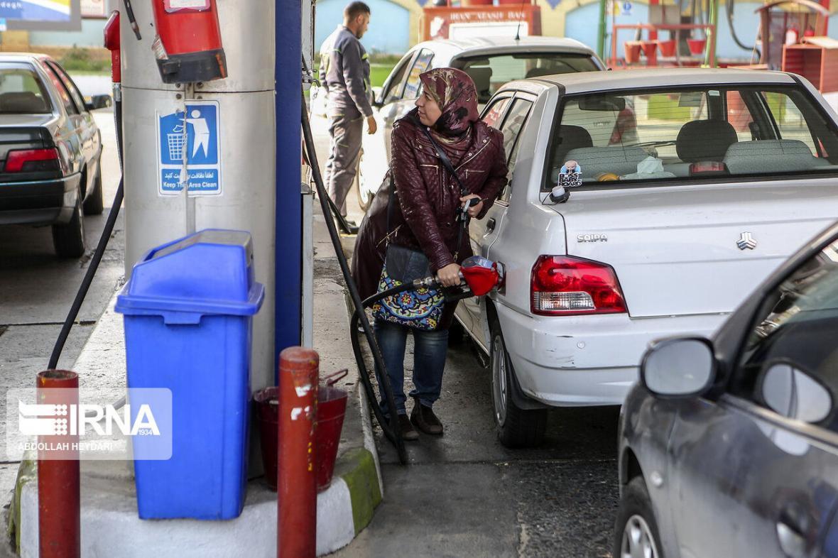 موقتی نبودن افزایش سقف ذخیره کارت سوخت