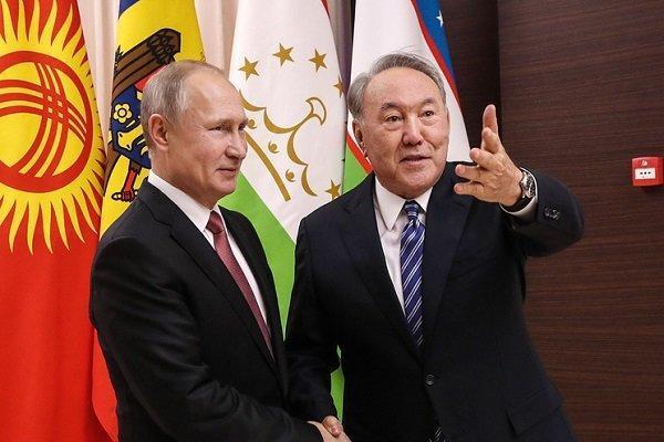رؤسای جمهوری روسیه و قزاقستان درباره ادلب مصاحبه کردند