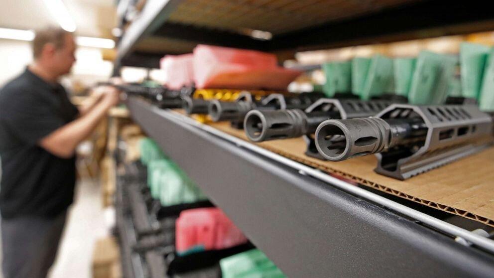 کرونا فروش اسلحه در آمریکا را افزایش داد