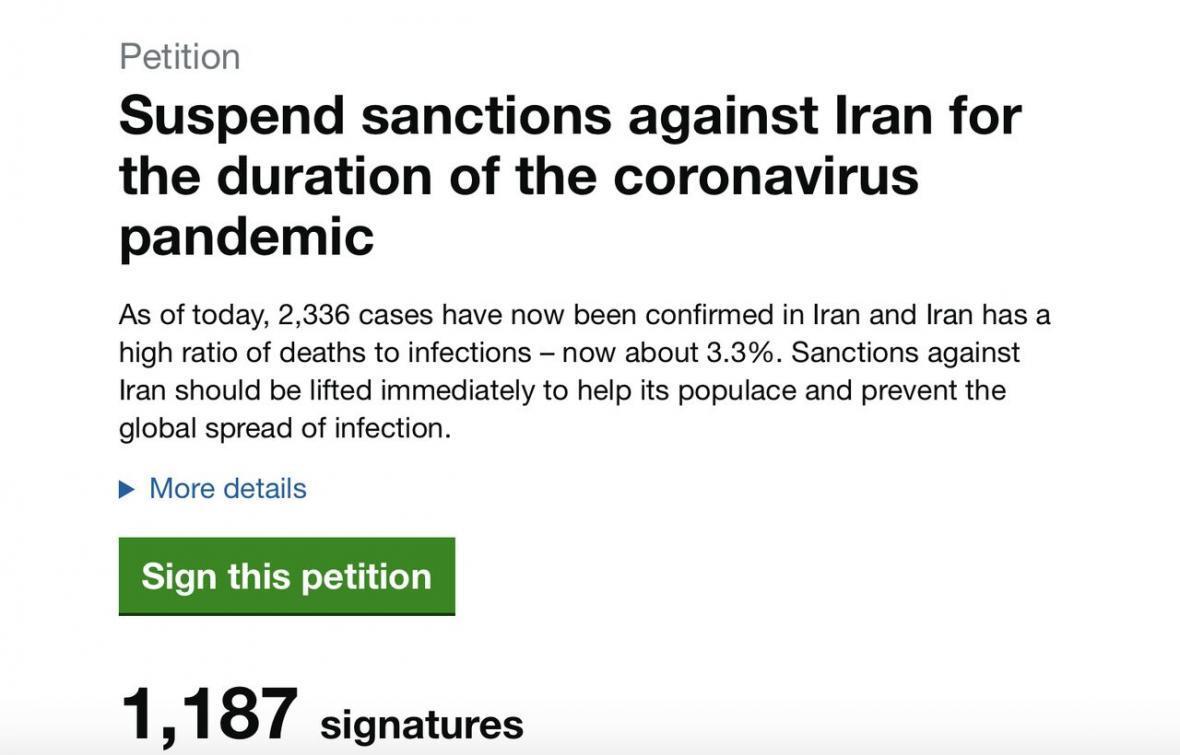 خبرنگاران تومار درخواست لغو تحریم های آمریکا علیه ایران از مرز یک هزار امضا گذشت