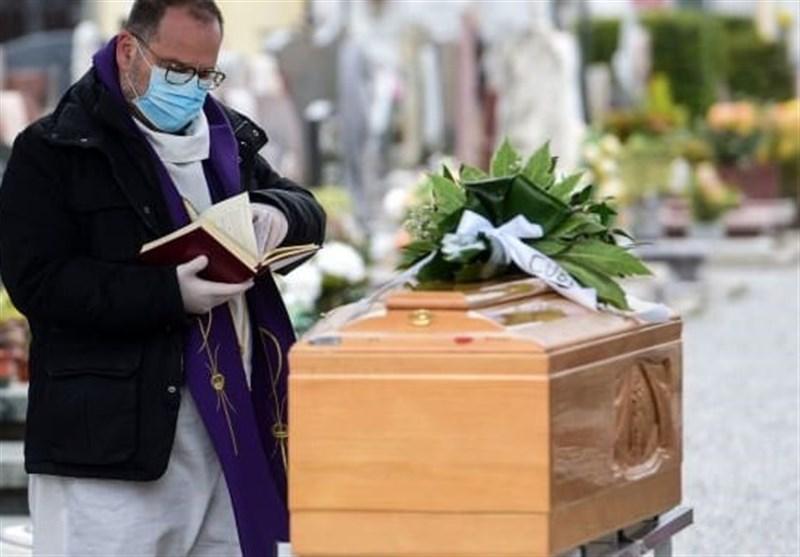 تعداد قربانیان کرونا در ایتالیا به بیش از 6800 نفر رسید
