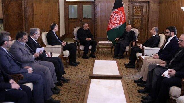 سفر نماینده ویژه وزارت خارجه به کابل