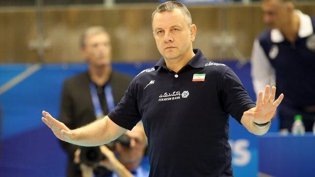 کولاکوویچ: معروف رهبر والیبالیست های نسل خود است، سرمربی جدید از ثمرات کار ما بهره می برد