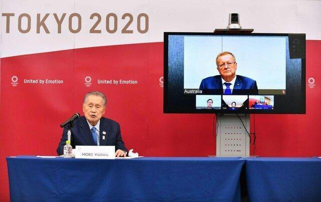 انتقاد ژاپنی ها از رفتار کمیته بین المللی المپیک