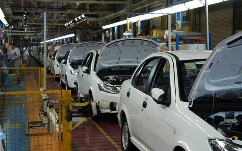 تولید کدام خودروها کاهش یافته است؟