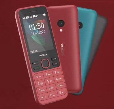 گوشی های ارزان قیمت Nokia 125 و Nokia 150 معرفی شدند