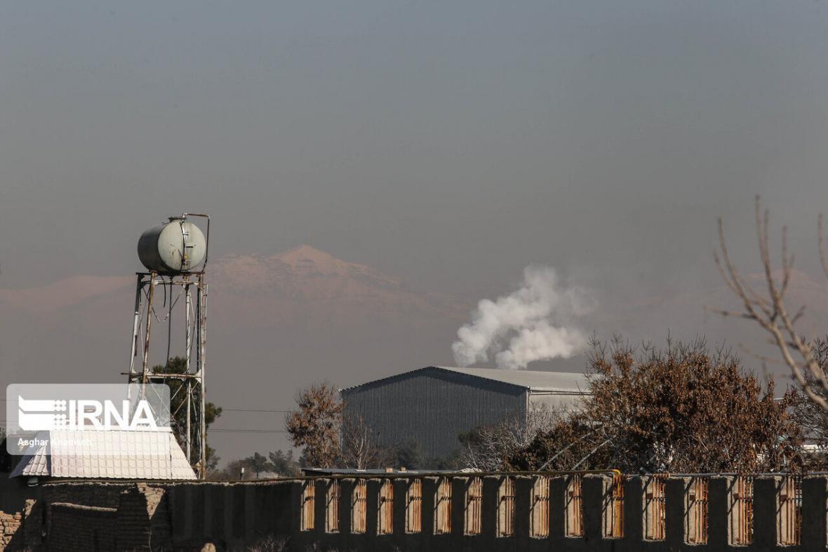 خبرنگاران خاتمه خرداد آخرین مهلت انتقال مشاغل آلاینده به شهرک صنفی مهاباد