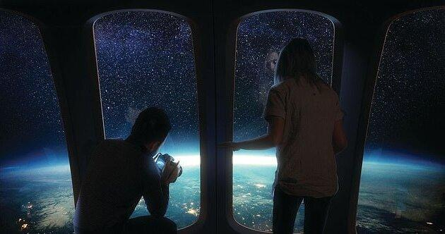سفر به لبه فضا با بالن های غول پیکر