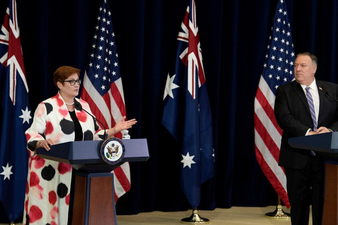 استرالیا در گشت زنی دریایی، آمریکا را همراهی نمی کند
