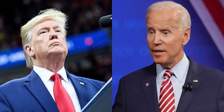نظرسنجی ، پیشتازی 6 درصدی بایدن از ترامپ در ویسکانسین و پنسیلوانیا