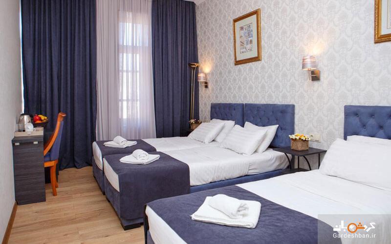 هتل آرک؛از هتل های 3 ستاره و مشهور تفلیس
