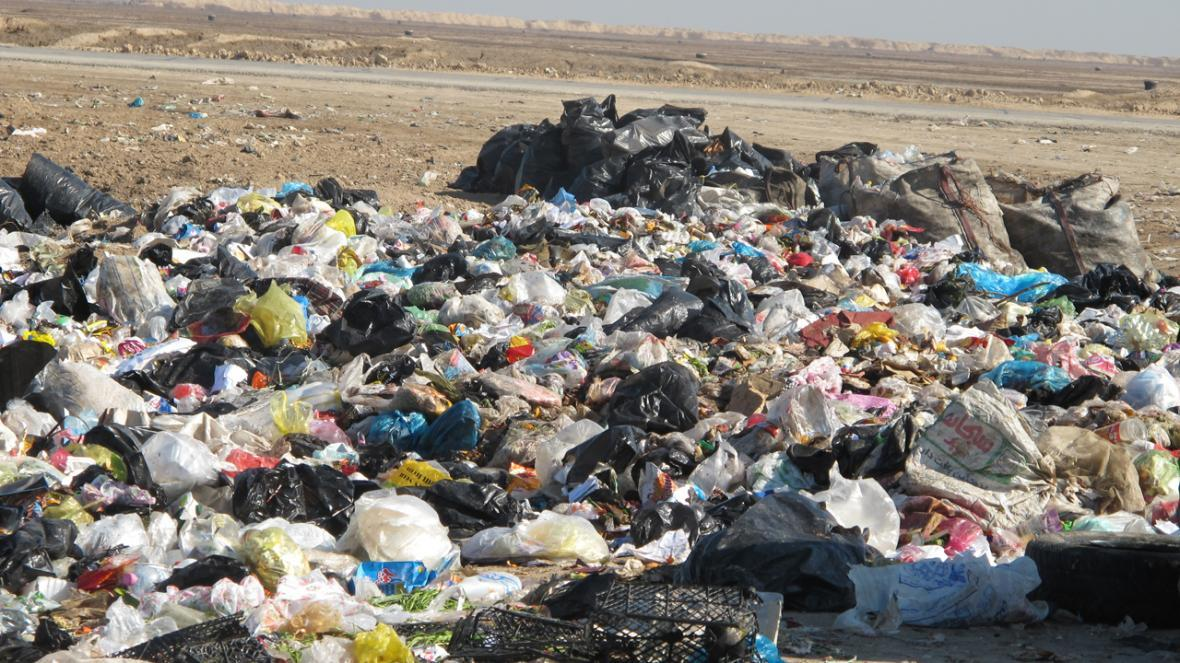 جمع آوری روزانه 400 تن زباله از سطح شهر کرمان