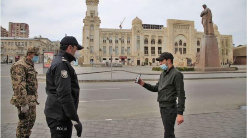 خبرنگاران تاثیر کرونا در سبک زندگی مردم جمهوری آذربایجان