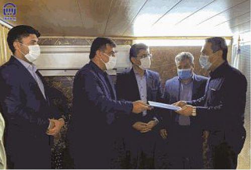 بیمه آسیا 4.5 میلیارد ریال خسارت بیمه باربری را پرداخت کرد