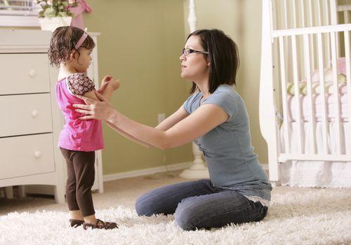 نقش والدین در تغییر رفتار کودک