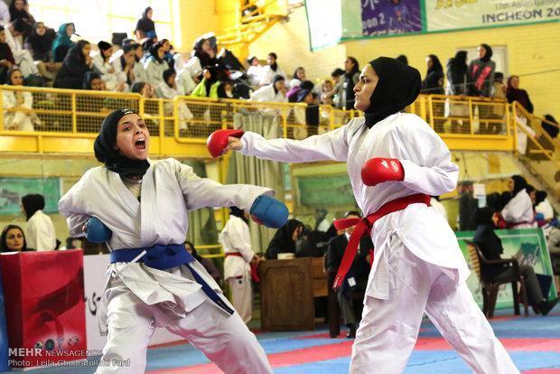 یک مربی به کادر فنی تیم ملی کاراته بانوان اضافه می گردد