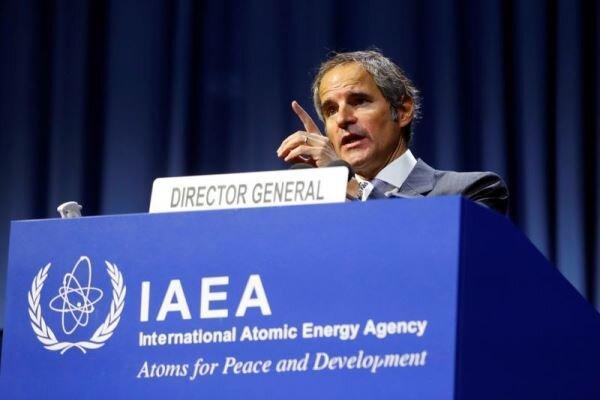 گروسی: ایران درباره فعالیت های هسته ای اعلام نشده شفاف سازی کند!