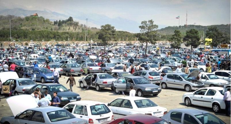 خرید و فروش خودرو فقط به وسیله سایت ها انجام می گردد
