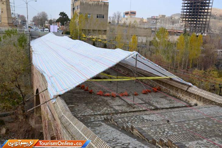 اختصاص 15 میلیارد ریال اعتبار برای بازسازی پل تاریخی کرج
