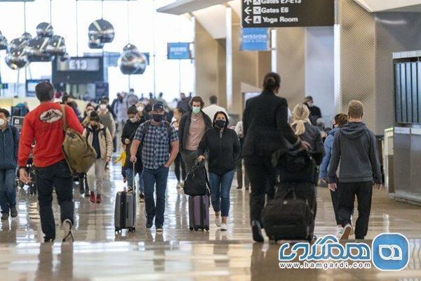 ادامه داشتن سفر در ایالات متحده در آستانه تعطیلات با وجود هشدارها