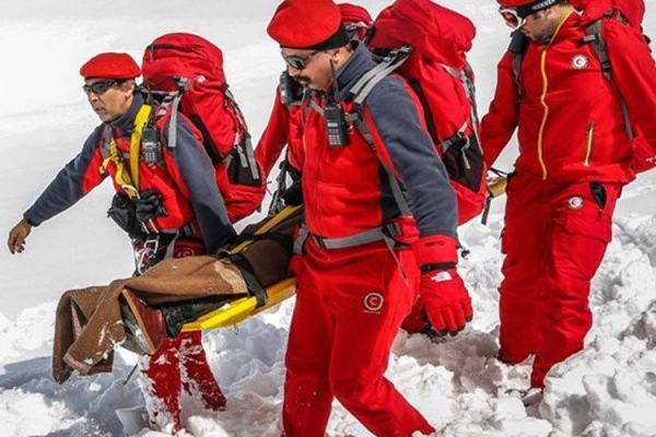 هشت کشته و هفت مفقود در کولاک و برف ارتفاعات تهران