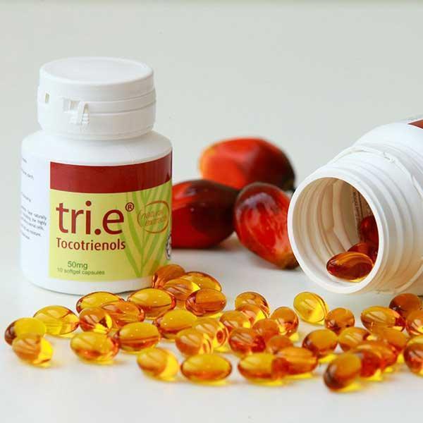 روغن پالم یا نخل: غنی از توکوترینول ویتامین E (آنتی اوکسیدانی)