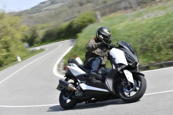 موتور سیکلت اسکوتر