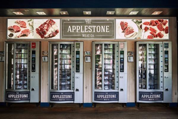 دستگاه های خودکار فروش گوشت شرکت Applestone؛ قصاب شبانه روزی مردم آمریکا