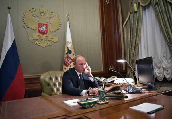 پوتین و رئیس شورای اروپا درباره چه مسائلی گفت وگو کردند؟