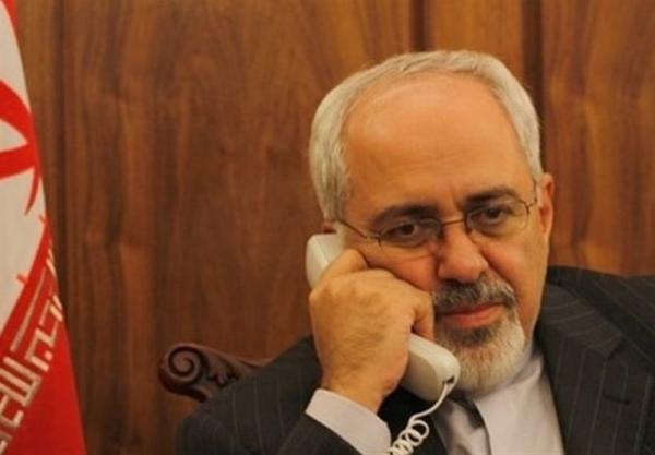 گفتگوی تلفنی ظریف و وزیر خارجه تایلند