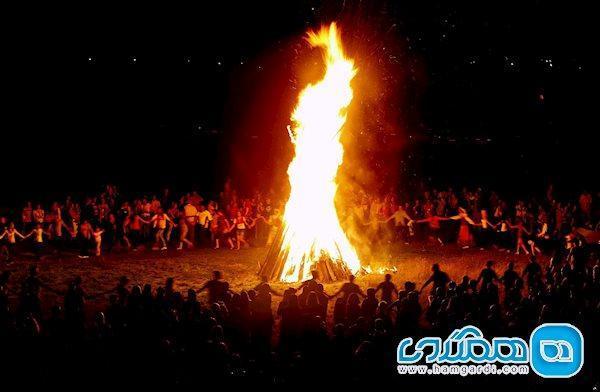 جشن سده؛ آیینی باستانی در پنجاه قدمی نوروز