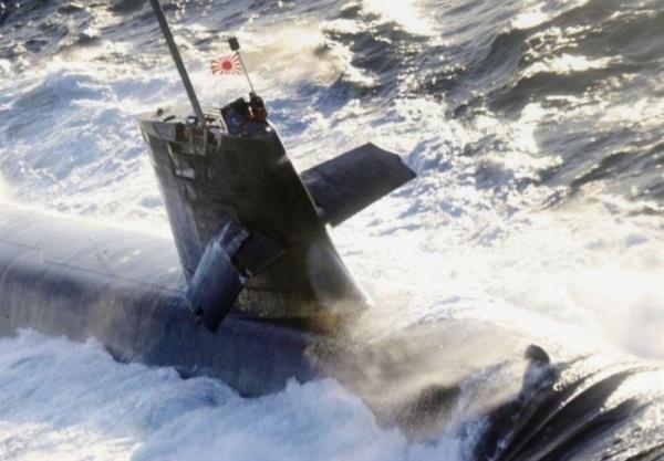 برخورد زیردریایی ژاپنی با کشتی تجاری 3 مجروح برجای گذاشت