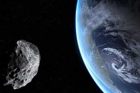 عبور سیارکی از کنار زمین با اندازه 2 برابر برج خلیفه!