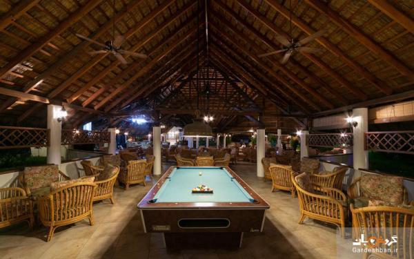 هتل فیهالهوهی ایسلند ریزورت؛ هتلی 4ستاره و شیک در جزابر گردشگری مالدیو